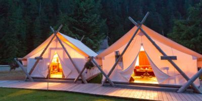 Prospector Style Tents & Custom Design Tents For Outdoor Camping And Glamping | Tenting In ...