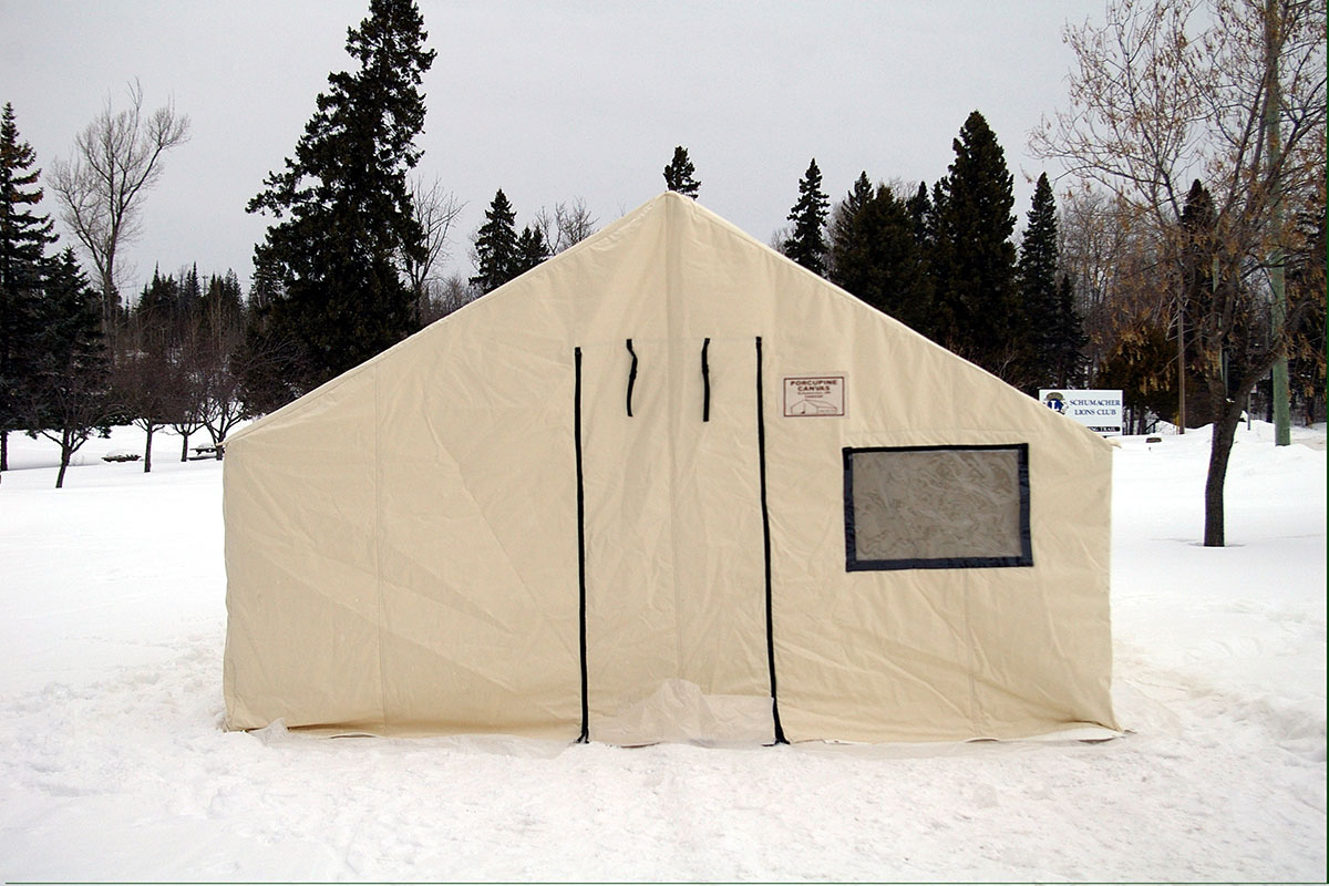 Insulated Canvas Tents Tenting In Luxury